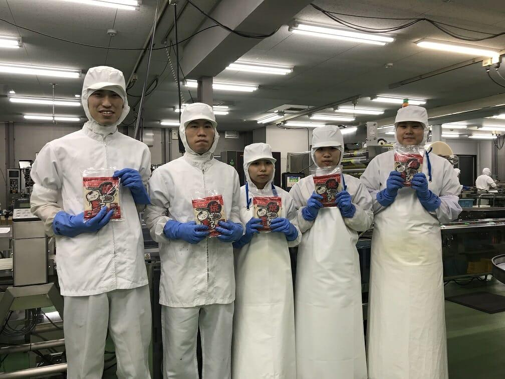 ケンミン食品株式会社 篠山工場